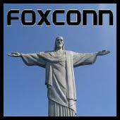 foxconn - cristo redentor