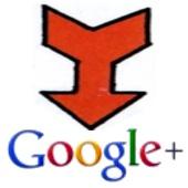 google plus - caida