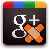 google plus - parche