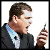 grito - telefono movil