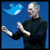 Steve Jobs - twitter