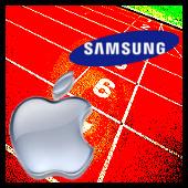 meta: sansumg y apple