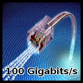 red 100 gbps