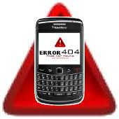 blackberry error-404