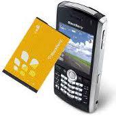 blackberry y bateria