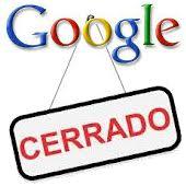 google - cierra servicios