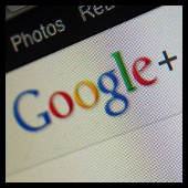 google plus - pagina