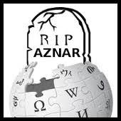 wikipedia - rip aznar