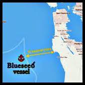 blueseed - localizacion