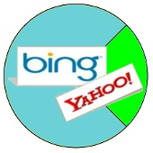 bing - yahoo (tarta)
