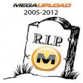 megaupload - rip