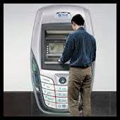 movil y cajero bancario