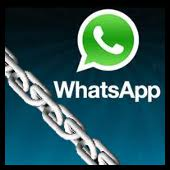 whatsapp - cadena