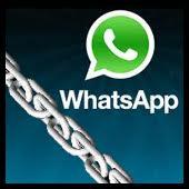 whatsapp - cadena