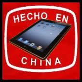 ipad - made in china