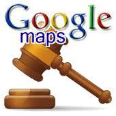 google maps - sentencia