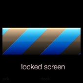 bloqueo de la pantalla