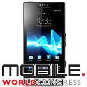 xperia-s en el mobile world congress