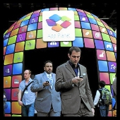 Mobile World Congress - asistentes