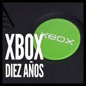 xbox aniversario - 10 años