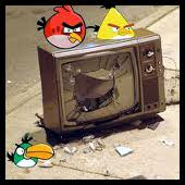 angry birds - tv