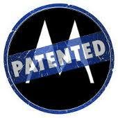 motorola - patented
