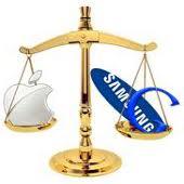google y samsung -contra- apple