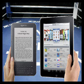 e-Reader vs Tablet