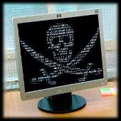 monitor  pirata