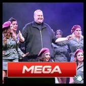 Dotcom MEGA (con chicas)