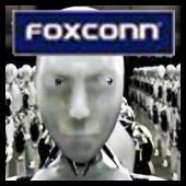 Foxconn y robots