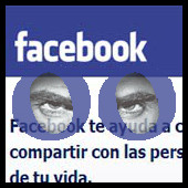 Facebook te observa