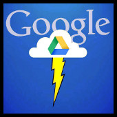 Google Drive (rayo)