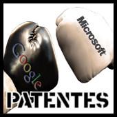 Google y Microsoft (patentes)