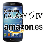 Samsung Galaxy S4 (amazon.es)