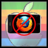 Firefox, no en IOs