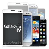 Galaxy S4 (evolucion)