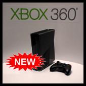 xbox 360 (new)