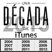 Una decada-de iTunes