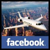 Facebook - Jet privado