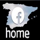 Facebook home (spain)