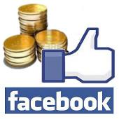Facebook (me gusta - money)