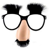 gafas nariz bigote
