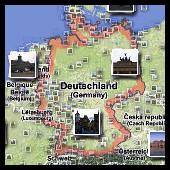 Germany - Google maps