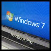Macbook Pro - Windows 7