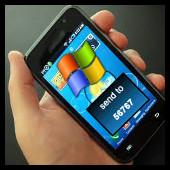 Microsoft (código en móvil)