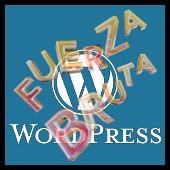 Wordpress (ataque de fuerza bruta)