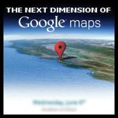 Google Maps - next dimension