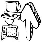 Internet VS Televisión