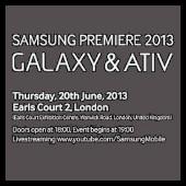 Samsung Premier - 2013